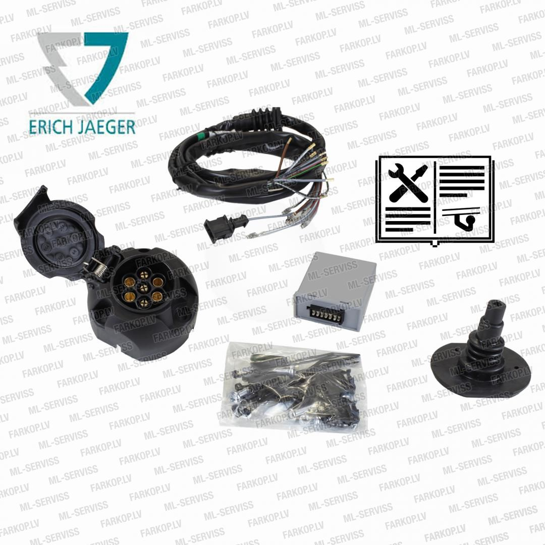 Mercedes Towbar Wiring Kits